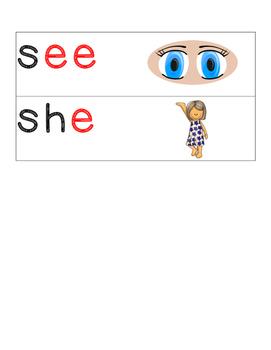 First Grade Benchmark Advance Spelling Cards U1-3