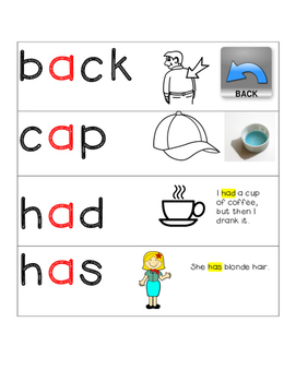 First Grade Benchmark Advance Spelling Cards U1-3