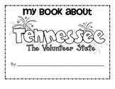 First Grade Book About Tennessee