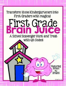 First Grade Brain Juice