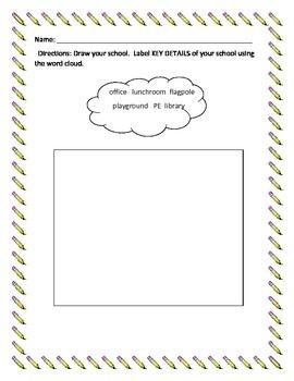 First Grade Bundle Reading Wonders Unit 1 Week 1