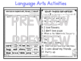 "First Grade C.C. Aligned February ""Love"" Print & Go Sub Plans+Editable Sub Info"
