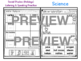 "First Grade C.C. Aligned January ""Winter"" Print & Go Sub Plans+Editable Sub Info"