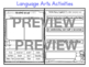 Winter First Grade Sub Plans January C.C. Aligned + Editable Sub Info