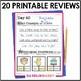 First Grade CCSS Check-Ups BUNDLE {Reading Foundational &