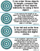 """First Grade CCSS Learning Targets (Math & ELA """"I Can"""" Statements)"""
