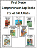 First Grade CKLA Comprehension Questions Bundle- Entire Year