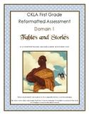 CKLA First Grade Domain 1 Fables and Folktales Alternative Assessment