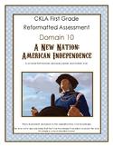 CKLA First Grade 1 - Domain 10 A New Nation Alternative Assessment