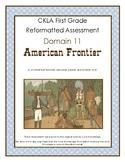 CKLA Grade 1 Domain 11 Frontier Explorers Alternative Asse