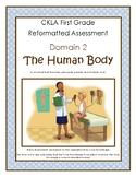 CKLA Grade 1 Domain 2 The Human Body Alternative Assessment - First Grade