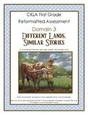 CKLA Grade 1 Domain 3 Different Lands, Similar Stories First Grade