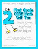 First Grade CORE Math Unit 2