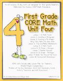 First Grade CORE Math Unit 4
