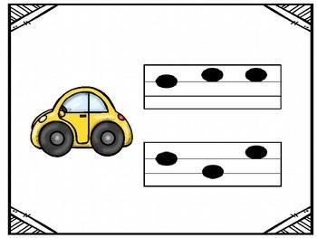 First Grade Car Music Review: Sol Mi La and Ta TiTi