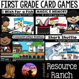 Literacy Games Bundle