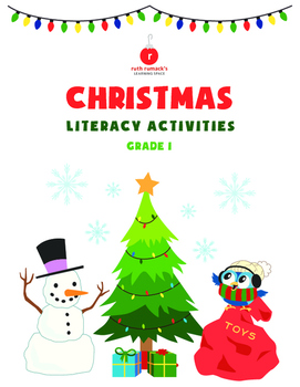 First Grade Christmas Literacy Activities