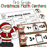 First Grade Christmas Math