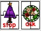 First Grade Christmas Sight Word Games