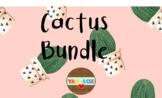 First Grade Classroom Kit Bundle – Cactus