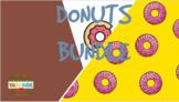First Grade Classroom Kit Bundle – Donuts