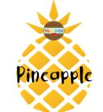First Grade Classroom Kit Bundle – Pineapple
