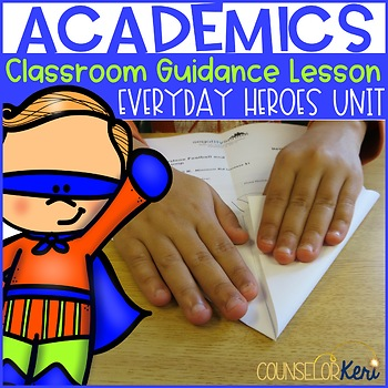 Classroom Guidance Lesson: Academics - SOARing to New Heights!