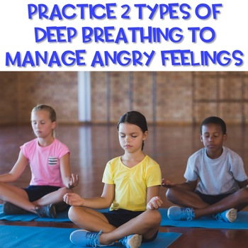 Coping Skills and Anger Management Classroom Guidance Lesson