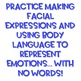 Emotions Classroom Guidance Lesson Identifying Feelings Activity