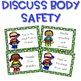 Personal Safety Classroom Guidance Lesson for Safe or Unsafe Touches