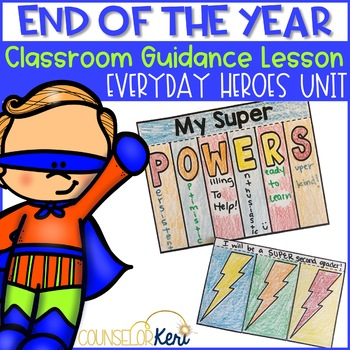Classroom Guidance Lesson: Transitions - Up, Up, and Away!