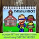 School Counseling - Classroom Guidance Lessons Bundle -First Grade - Superhero