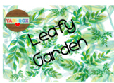 First Grade Classroom Kit Bundle – Leafy Garden