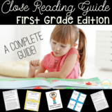 First Grade Close Reading