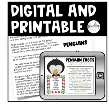 First Grade Close Reading *GROWING BUNDLE*