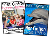 First Grade Close Reads BUNDLED {45 weeks included}