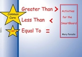 First Grade Common Core: 1.NBT.3 Greater Than/Less Than fo