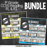 1st Grade Reading Bundle: Informational and Literature Standards for Common Core