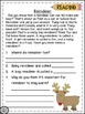 First Grade Common Core Homework - December