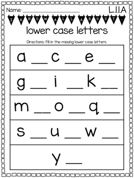 First Grade Common Core Language Skills {Exit Tickets & Worksheets}