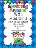 First Grade Common Core Math-1.OA.3 and 5-Addition Strategies