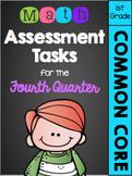 First Grade Common Core Math Assessment Tasks (Fourth Quarter)