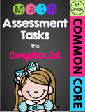 First Grade Common Core Math Assessment Tasks - The Complete Set