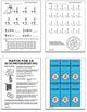 72 Addition & Subtraction Worksheets & 24 Math Games Bundle (Grades 1 & 2)