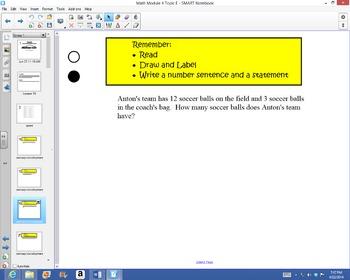 1st Grade Common Core Math Module 4 Topic E Lessons