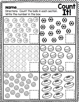 First Grade Common Core Math Printable Packet { Over 120 Printables! }