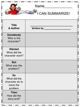 First Grade Common Core Reading Posters and Graphic Organizers