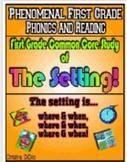 First Grade Common Core Setting Study