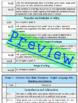 First Grade Common Core Standards - Teacher Version
