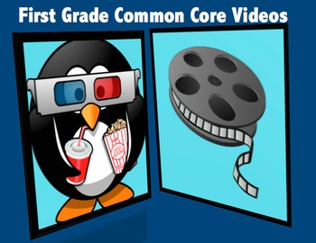 First Grade Common Core Videos: One video link (or more) for every standard